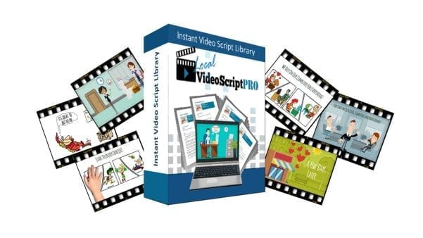 Local Video Script Pro - Video Scripts For Local Businesses
