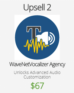 Wavenet Vocalizer Agency