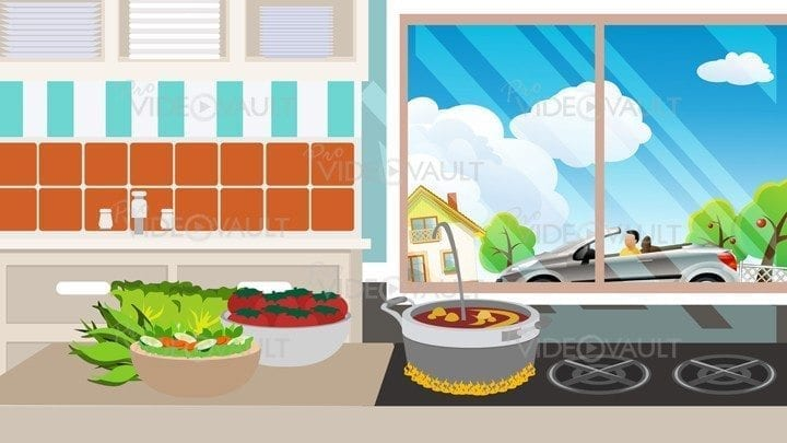 Background Scenes - Domestic