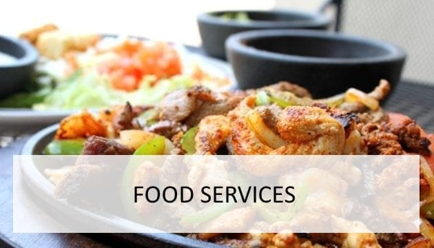Food Services Niche